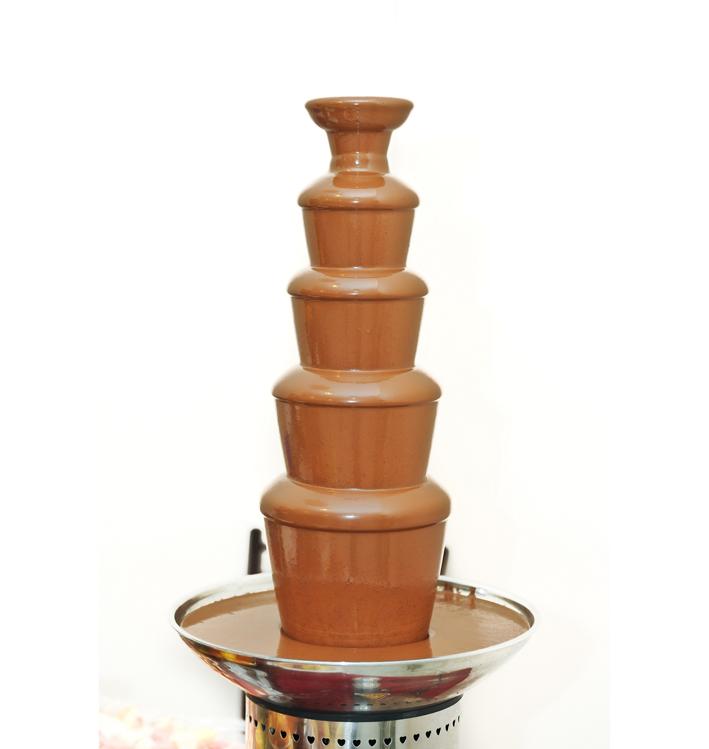 fontana-di-cioccolato professionale