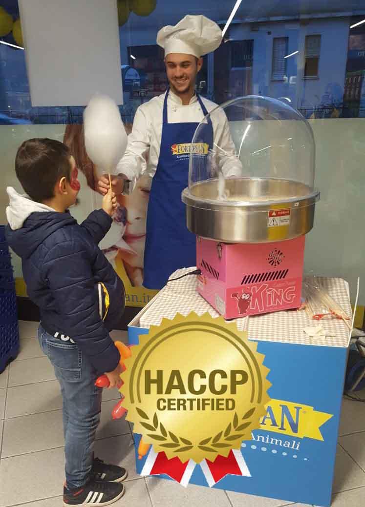 noleggio zucchero con operatore certificato