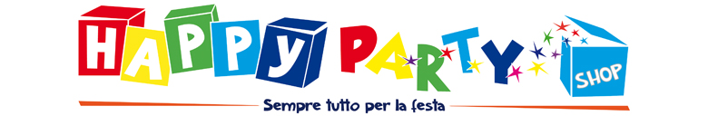 Logo Happy Party Shop Torino