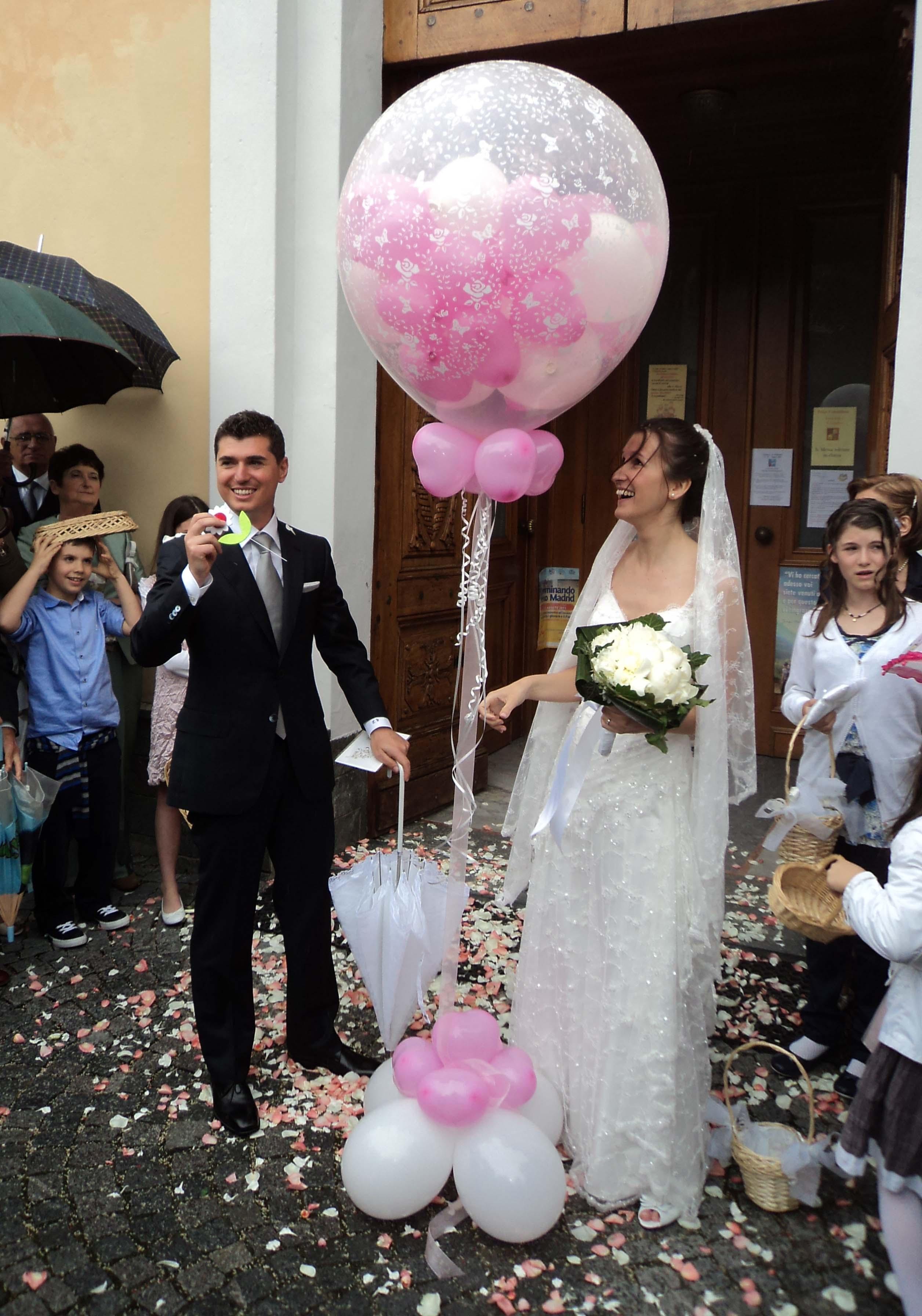 Amato Allestimenti Palloncini per Matrimoni, Arco di palloncini, Addobbi  JI66