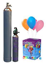 Vendita bombole di gas elio per palloncini kit bombole - Bombole di gas per cucinare ...