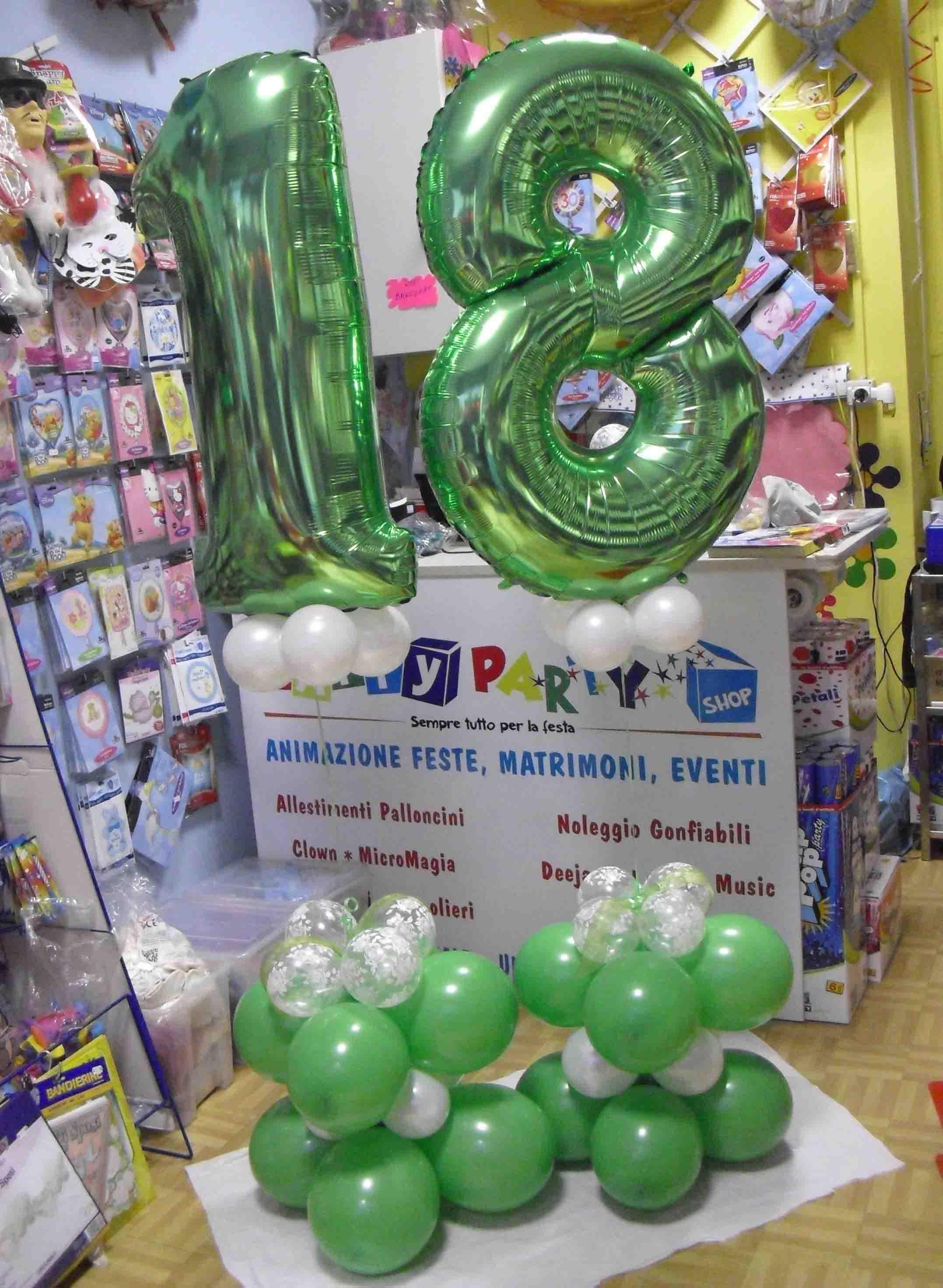 Popolare Allestimenti Palloncini Feste di Compleanno Torino Balloon Art  CS41