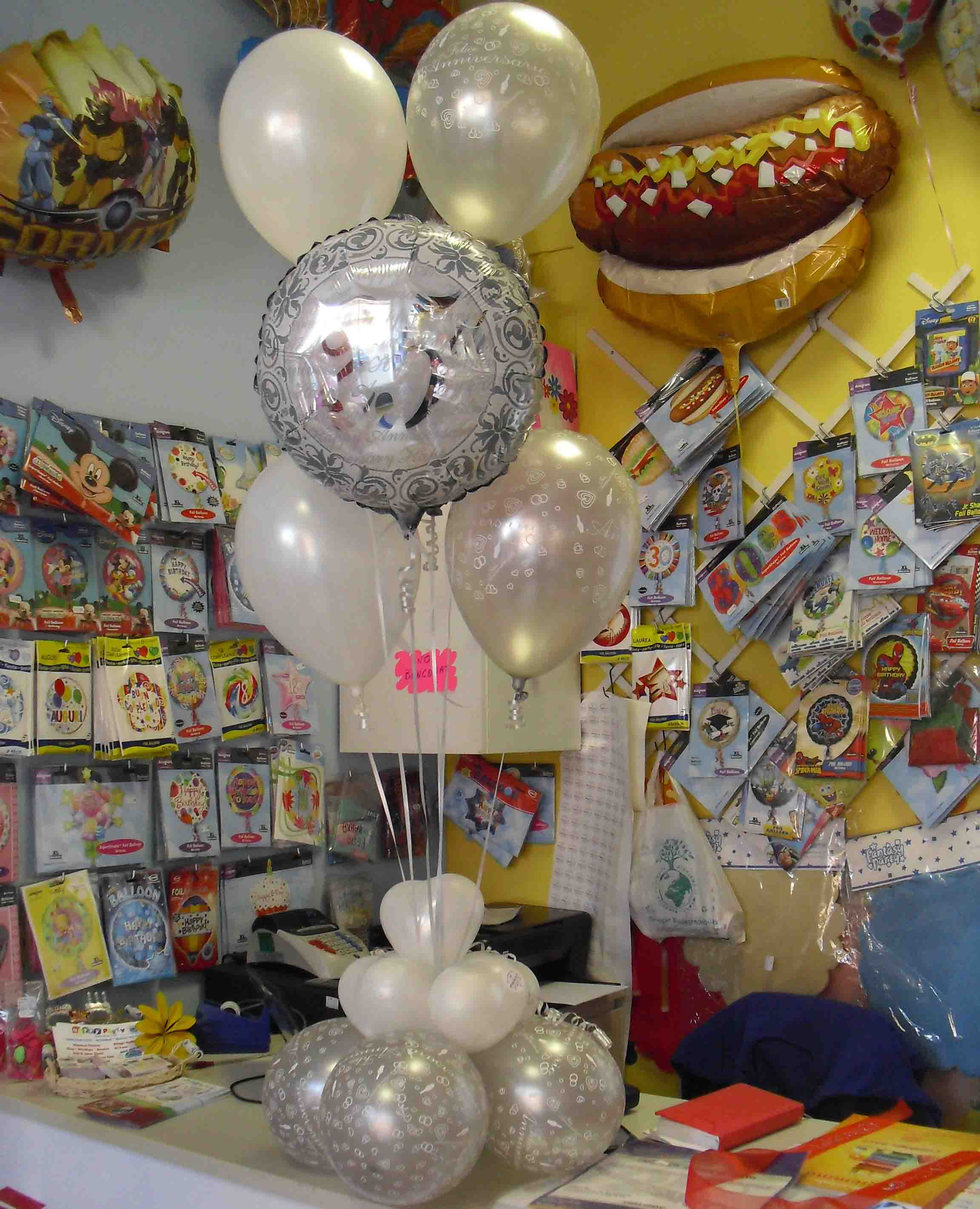 Super Allestimenti Palloncini Balloon Art Express Festoni per Matrimoni  CI28