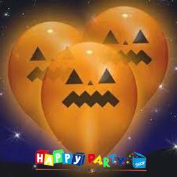 Allestimenti Palloncini halloween zucche fantasmi ragnatele ... c8bb5d7a3a36