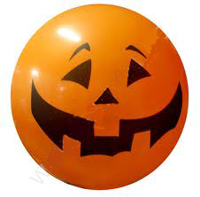 Allestimenti Palloncini Halloween Fantasmi Ragnatele Zucche Scheletri eaeefaded8a4