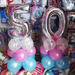 palloncino 50 anni