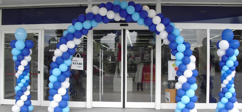 Allestimenti eventi palloncini - Happyparty shop