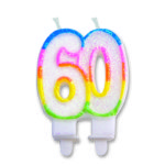 candela 60 anni