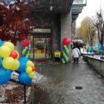 allestimento di palloncini