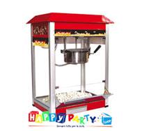 noleggio macchina pop corn per festa di compleanno - torino - happy party shop