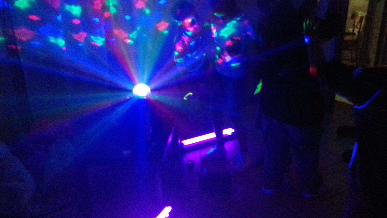 festa fluo