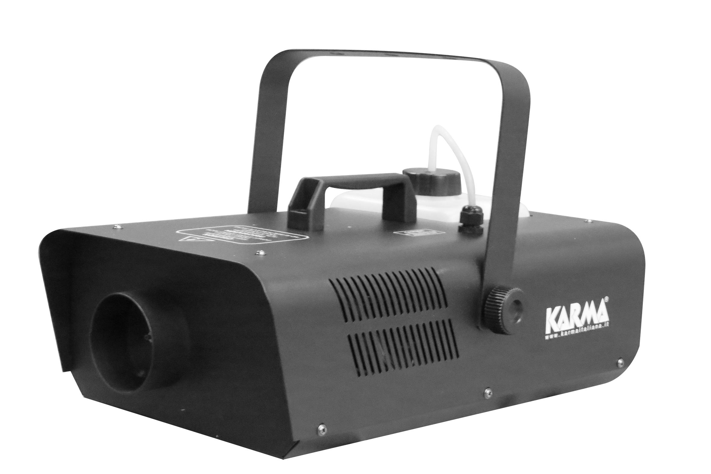 macchina del fumo DJ_1500-DMX
