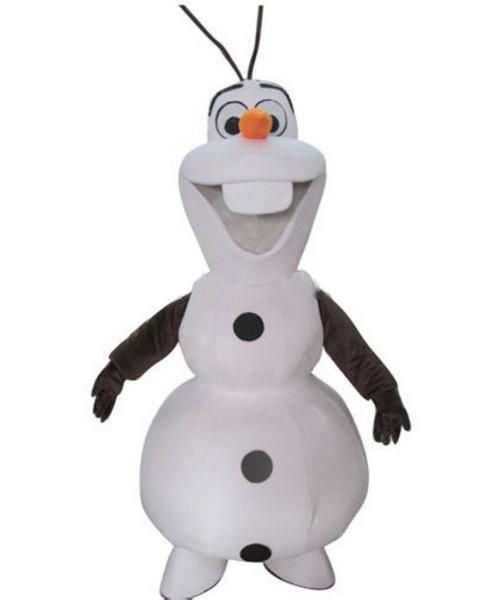 noleggio-mascotte-olaf-frozen