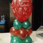 palloncini buon natale