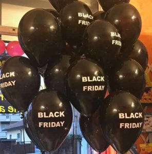 palloncini black friday