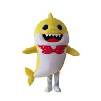 mascotte baby shark
