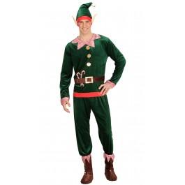 costume-elfo -adulto s