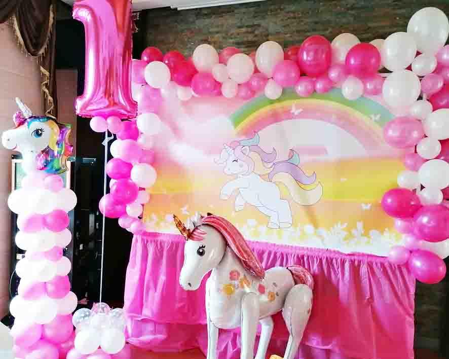 festa tema unicorno