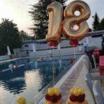 18 anni palloncini diciottesimo