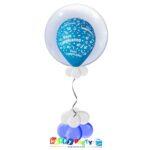 palloncini Bubble compleanno