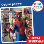 FESTA SPIDERMAN