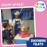 NOLEGGIO ZUCCHERO FILATO